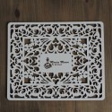 Custom engraved place mats
