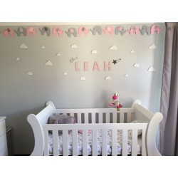 Droomland nursery decor set