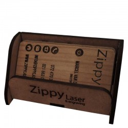 Business card holder - Branded