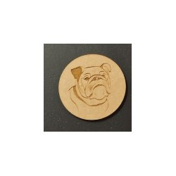 Bulldog Coasters